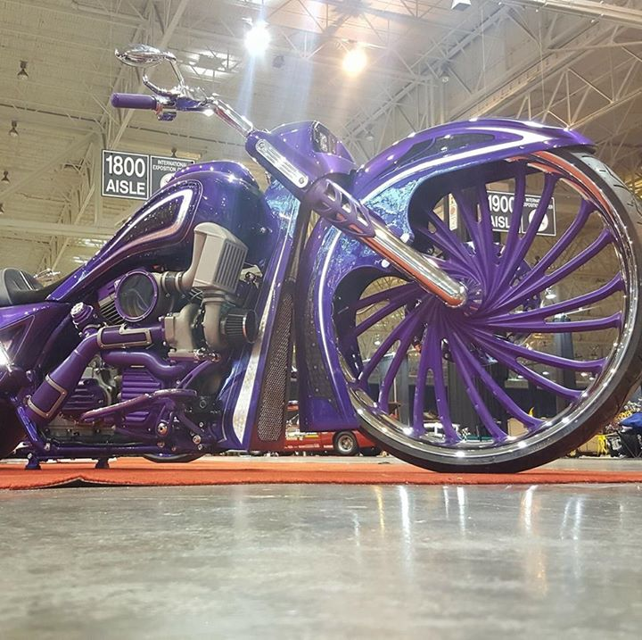 FLG custom bike!!