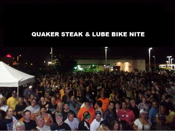 QSL Bike Night
