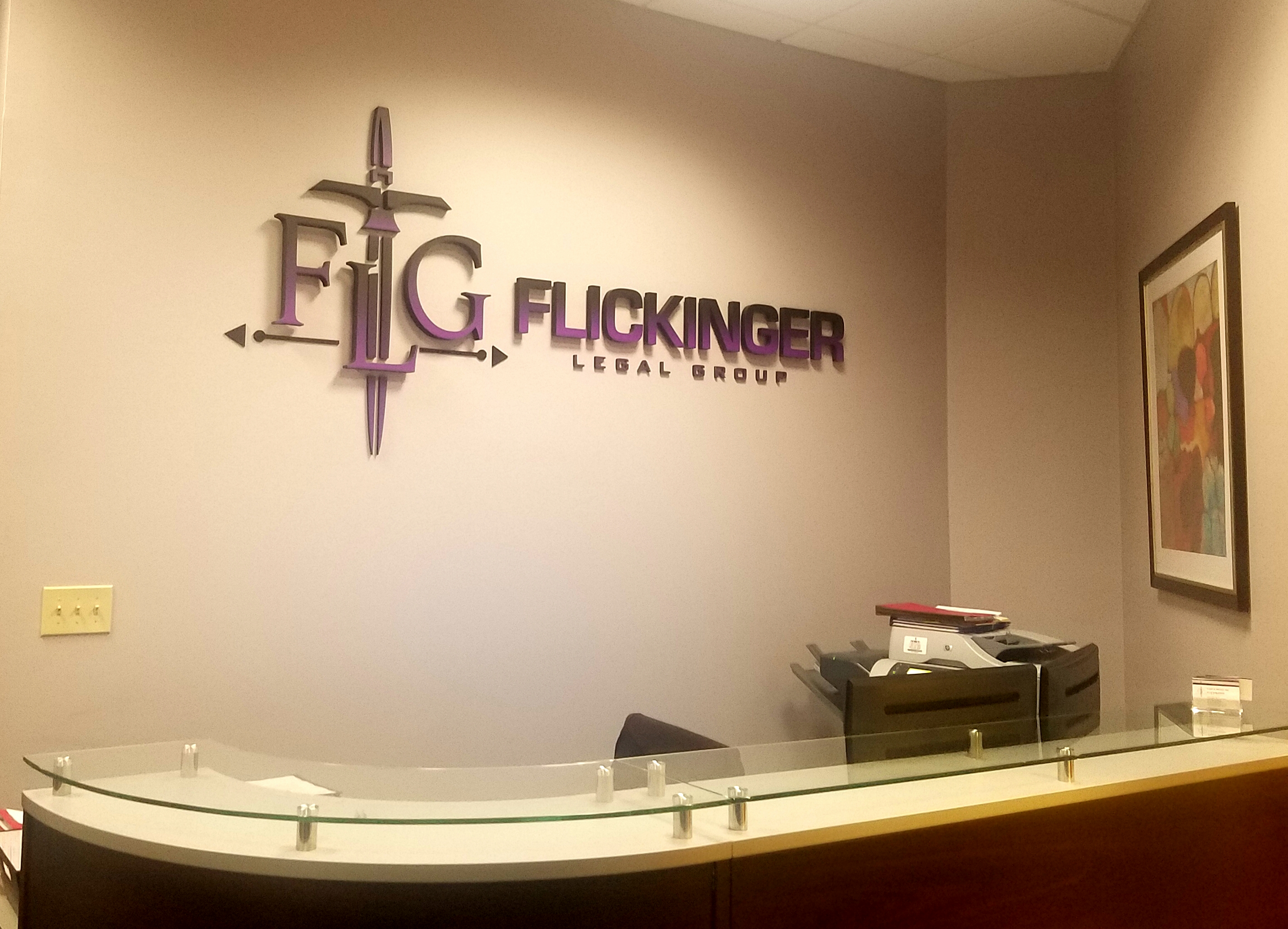 Motorcycle accident attorney? Personal injury attorney? | Flickinger Legal