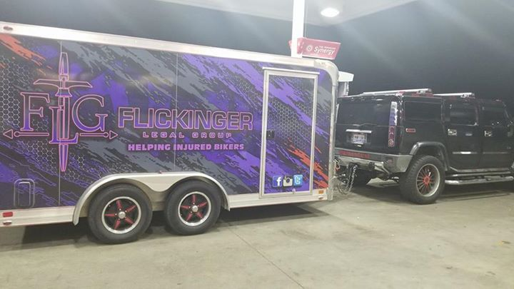 The FLG crew is on their way to Daytona Beach Florida for the 2017 biketoberfest…